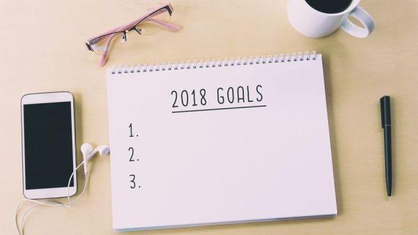 malengo ya 2018