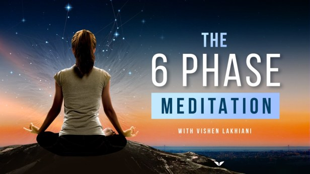 six phase meditation