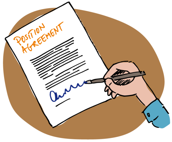 Position-Agreement