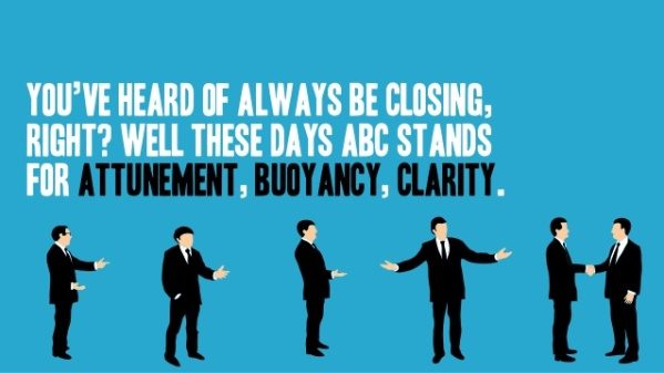 new abc of selling