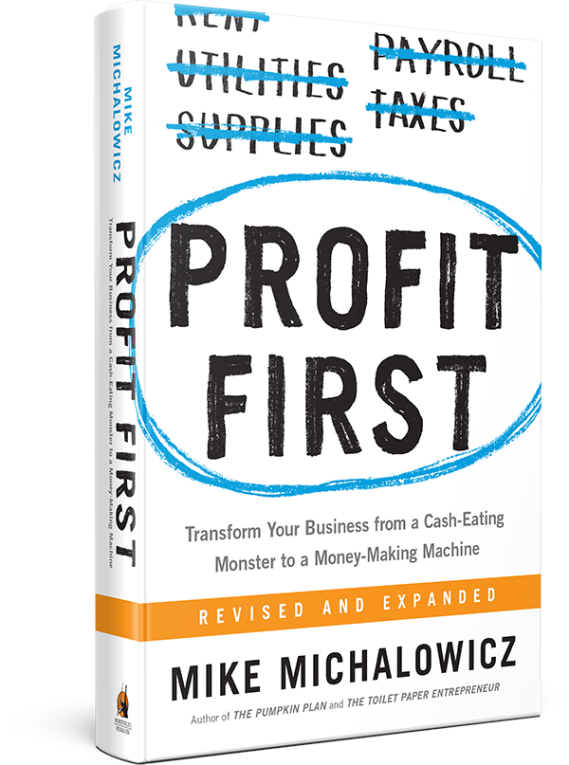 Profit-First-Book cover
