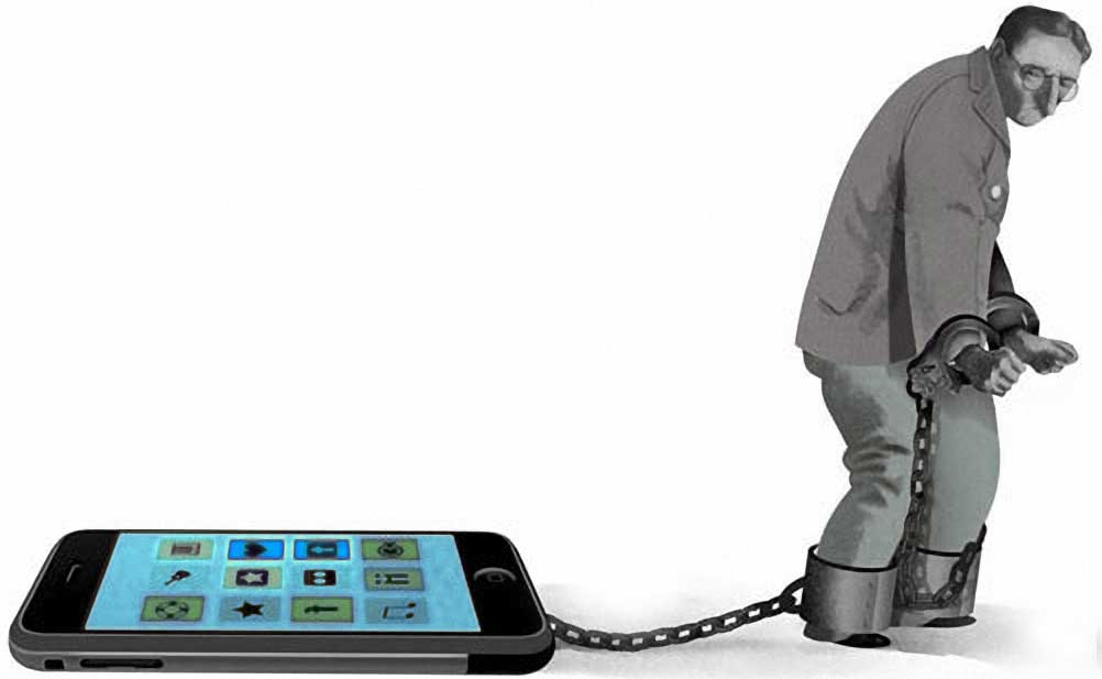 smartphone-slave